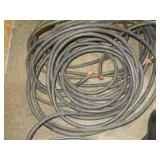 2 Lengths of 2-0 Industrial Welding Cable