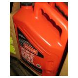 (2) 5 Quart bottles of SA5W30 Synthetic Oil
