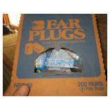 Box w/Ear Plugs