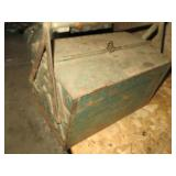 Metal Fold Out Tool Box