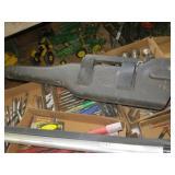 Rifle Scabbard for ATV