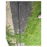 Hole Down Rail