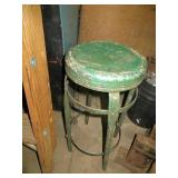 Small Shop Stool