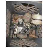 Box of Assorted Wheel Castors