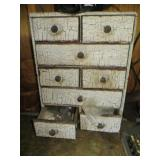 Small 8 Drawer Cabinet