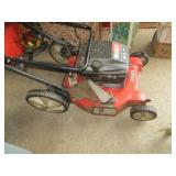 Huskey Push Lawn Mower