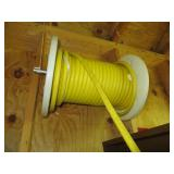 "Partial Roll of 1/2"" Air Hose"