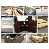 Online Building Material & Home Improvement Auction
