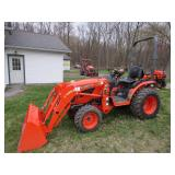 Hoover Online Only Auction