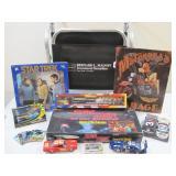Star Trek, NASCAR, Baseball, Collectibles & More