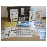 US & Foreign Stamps, First Day Covers & More