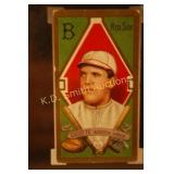 1911 Sweet Caporal T205 Gold Border Edward Cicotte