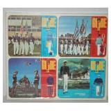 1967 GI Joe #ART 7822 Action Pilot Equipment
