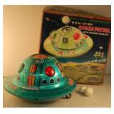"Modern Toys Japan Battery Op. ""Space Patrol X-17"""