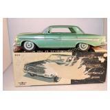 """1961 Bandai #823 Japan 11"""" Tin Friction Chevy"""