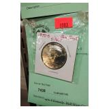 1970-S Kennedy- Half Silver Gem Proof