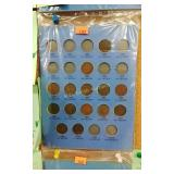 Lot (13 Different) Indian Head Cents