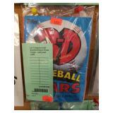 (3) Unopened 3D Baseball Stars From Topps - 1985