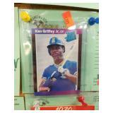 1988 Ken Griffey Jr Rookie- Donruss #33