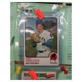 1973 Topps #350 - Tom Seaver
