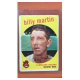 1959T #295 Billy Martin