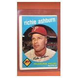 1959T #300 Richie Ashburn