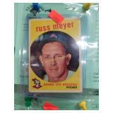 1959 Topps #482 Russ Meyer