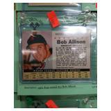 1961 Post cereal #91 Bob Allison