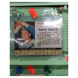 1961 Post cereal #161 Larry Sherry