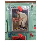 1957 Topps #164 Tommy Carroll