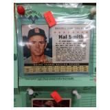 1961 Post cereal #180 Hal Smith