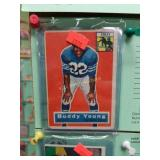 1956 BUDDY YOUNG COLTS # 96