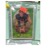 1958 JIM RINGO # 103