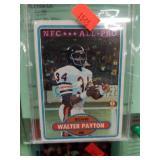 1980 Football Topps #160 Walter Payton