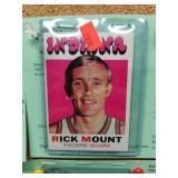 1971-72T #213 Rick Mount Rookie Card