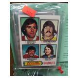4 - 1977 HOCKEY LEADERS LAFLEUR, PARENT, DRYDEN