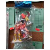 +Vintage Wresting figures