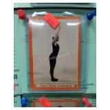 """Champion Women Swimmers"" Tobacco Card -"