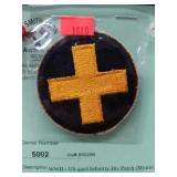 WWII - US 33rd Infantry Div Patch (Mraire)