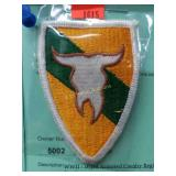 WWII - 163rd Armored Cavalry Regiment Parch