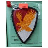 WWII - 166th Armored Cavalry Regiment Patch