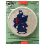 WWII - Caribbean Defense Command Patch