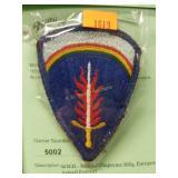 WWII - SHEAF (Supreme Hdq. European Armed Forces)