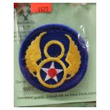 WWII - USAAF 8th Air Force Patch (repop)