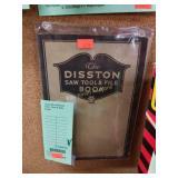 1924 The Disston Saw, Tool & File book