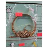 Asst Gold Toned Bracelets