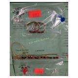 Monet Fashion Necklace & Earrings