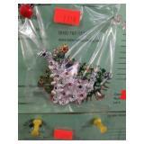 (3) Christmas Tree Pins