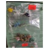 (3 Pr) Sterling Wire Pierced Earrings