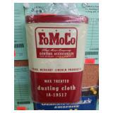 FoMoCo, Ford Motor Co. Dusting Cloth  w/Orig